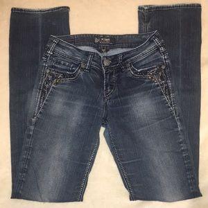 Silver Suki 27/35 Bootcut Jeans